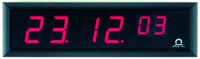 Digital Hospital Clock