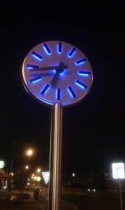 Cobram Town Clock