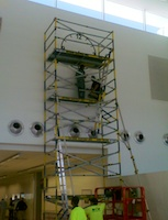 Adelaide Airport Installation
