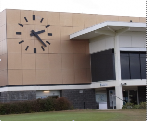 Gungahlin Golf Club Clock