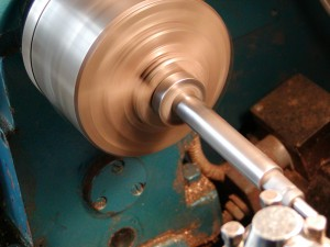 Clock Repairs Lathe Work