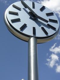 Custom Designed Clock