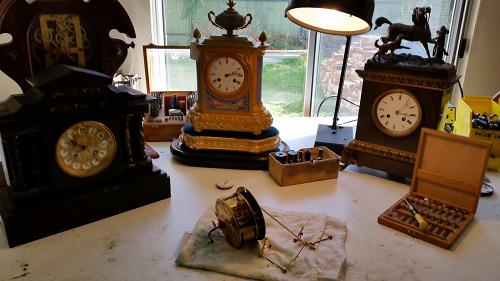 home clock repairs2