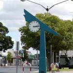 Clock at Naracoote