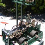 Refurbished Tower clock movement