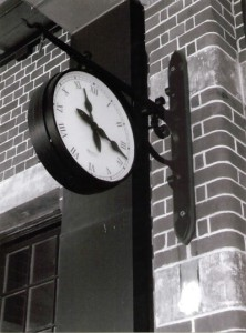 made to order outdoor clock